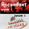 Hell Ascendant the combined Paperback – Episodes 1 & 2